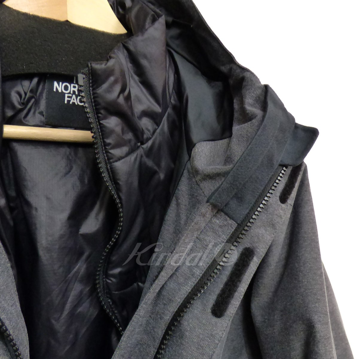 THE NORTH FACE Novelty Cassius Triclimate Jacket中綿付マウンテン ...